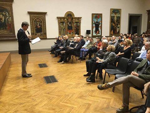 Al Museo Borgogna il Concerto in onore dei concorrenti e della giuria del concorso