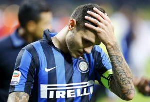 Icardi, attaccante dell'Inter