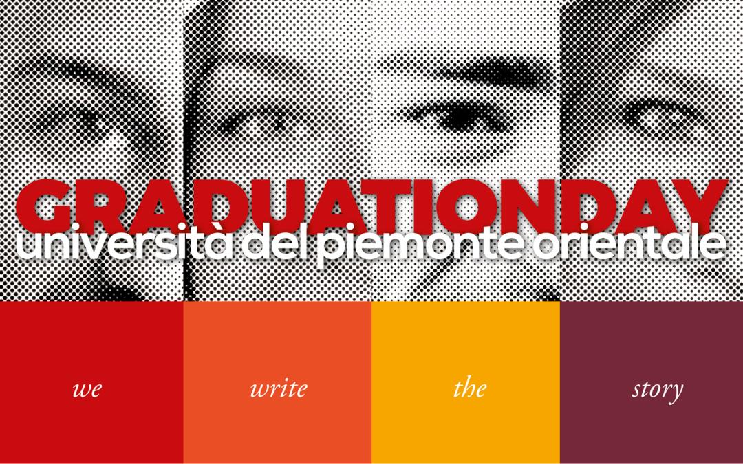 IV Graduation Day a Novara: la festa dei laureati UPO