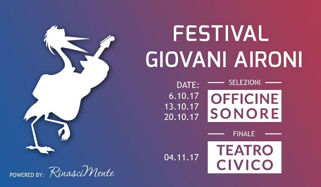 Riparte il festival di Giovani Aironi!