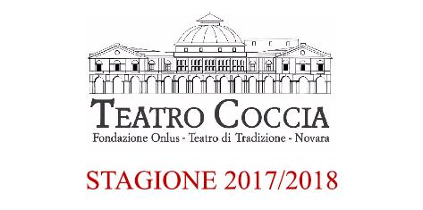 Teatro Coccia, inizia la nuova stagione