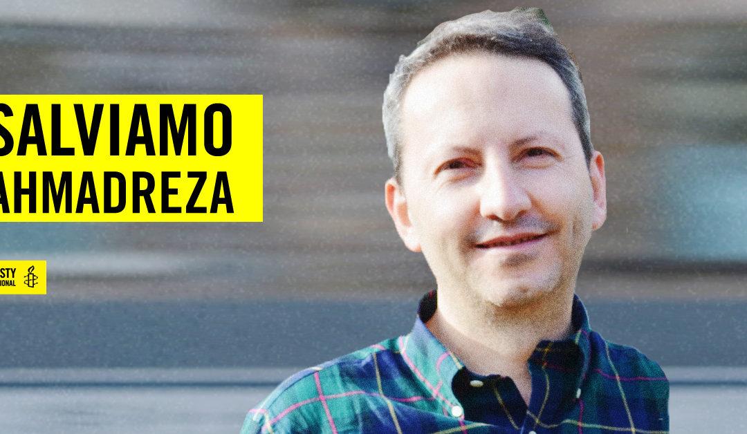 Ahmadreza Djalali condannato a morte: il ricercatore ha bisogno di tutti noi