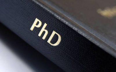 Giornata del dottorato di ricerca 2017