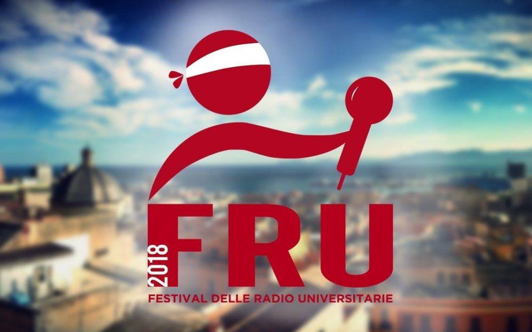 LE RADIO UNIVERSITARIE VOLANO OLTREMARE: FRU 2018 A CAGLIARI!