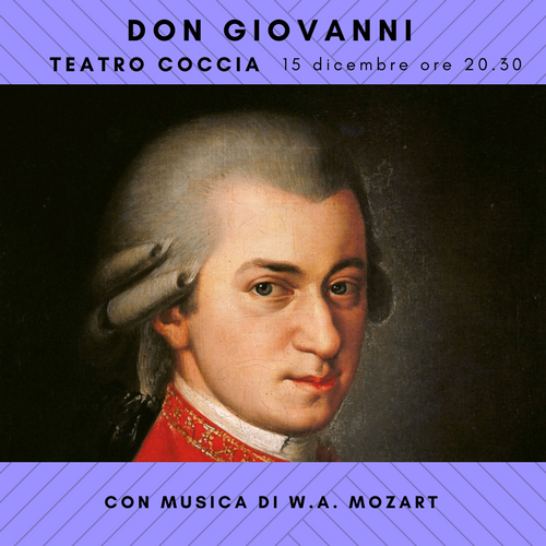 Don Giovanni, il dissoluto punito.