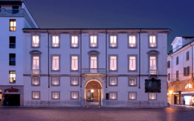 Porte aperte a Palatium Vetus: in mostra la collezione di opere d'arte degli artisti locali più rinomati