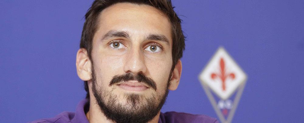 Lutto nel mondo del Calcio: è morto Davide Astori, capitano della Fiorentina