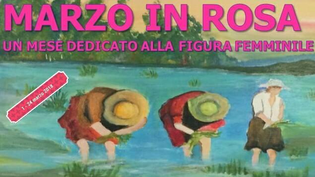 Marzo in Rosa: un mese dedicato alla figura femminile