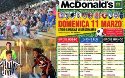 Torna la Junior Cup: il torneo di calcio giovanile più atteso!