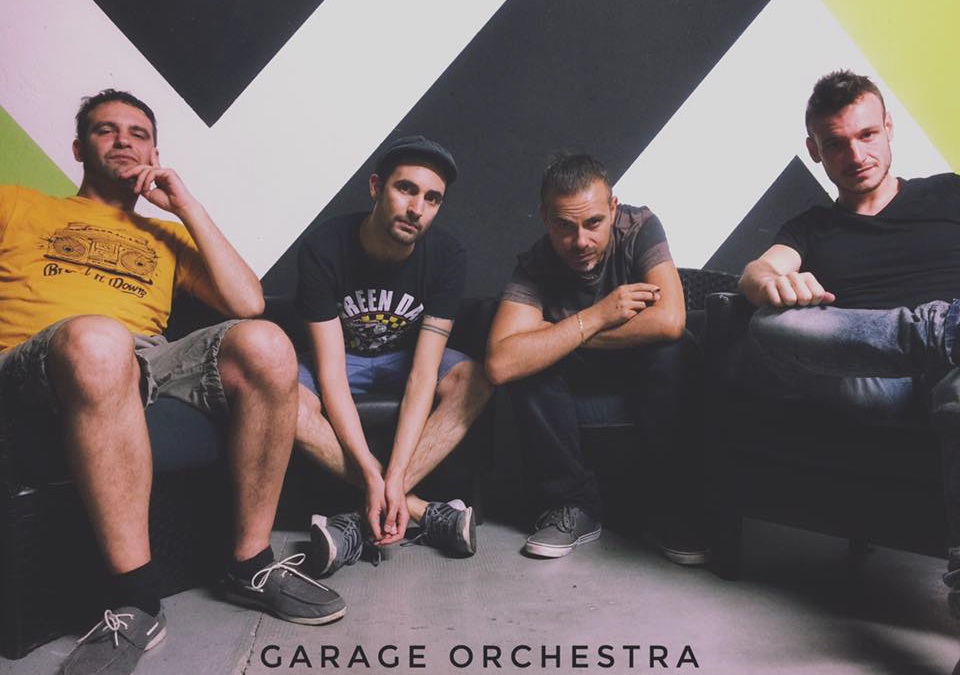 Radio 6023 Spazio Emergenti: Garage Orchestra