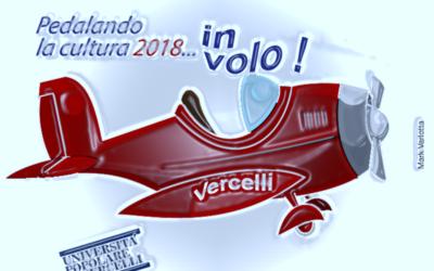 """A Vercelli torna l'ottava edizione di """"Pedalando la cultura"""""""