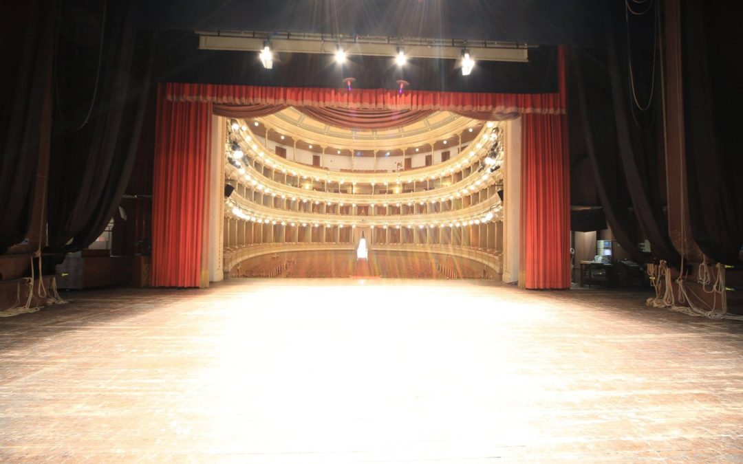 TEATRO COCCIA : Accademia di perfezionamento di canto libero e direzione d'orchestra