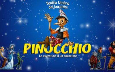 Novara: il burattino Pinocchio contro il bullismo