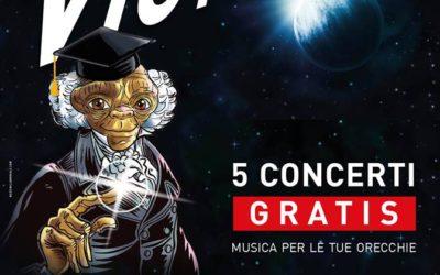 Viotti Versity – 5 concerti GRATIS per gli studenti UPO