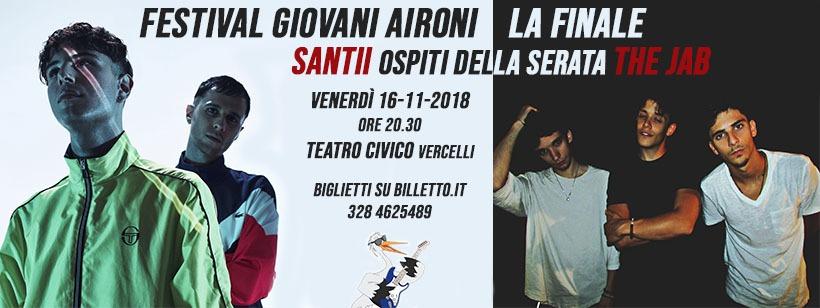 Festival Giovani Aironi: si avvicina la finalissima