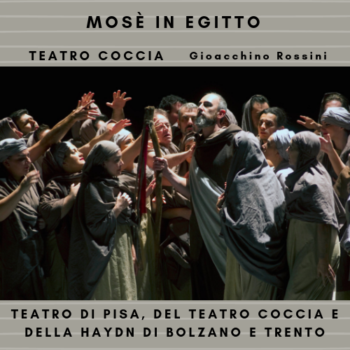 Mosé in Egitto: Rossini all'Opera