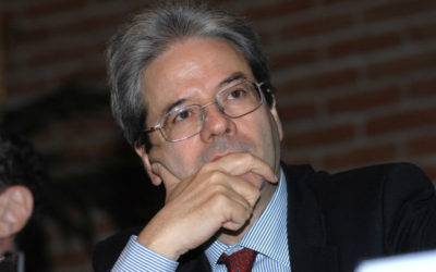 Il 3 dicembre l'Onorevole Paolo Gentiloni incontra gli studenti a Novara