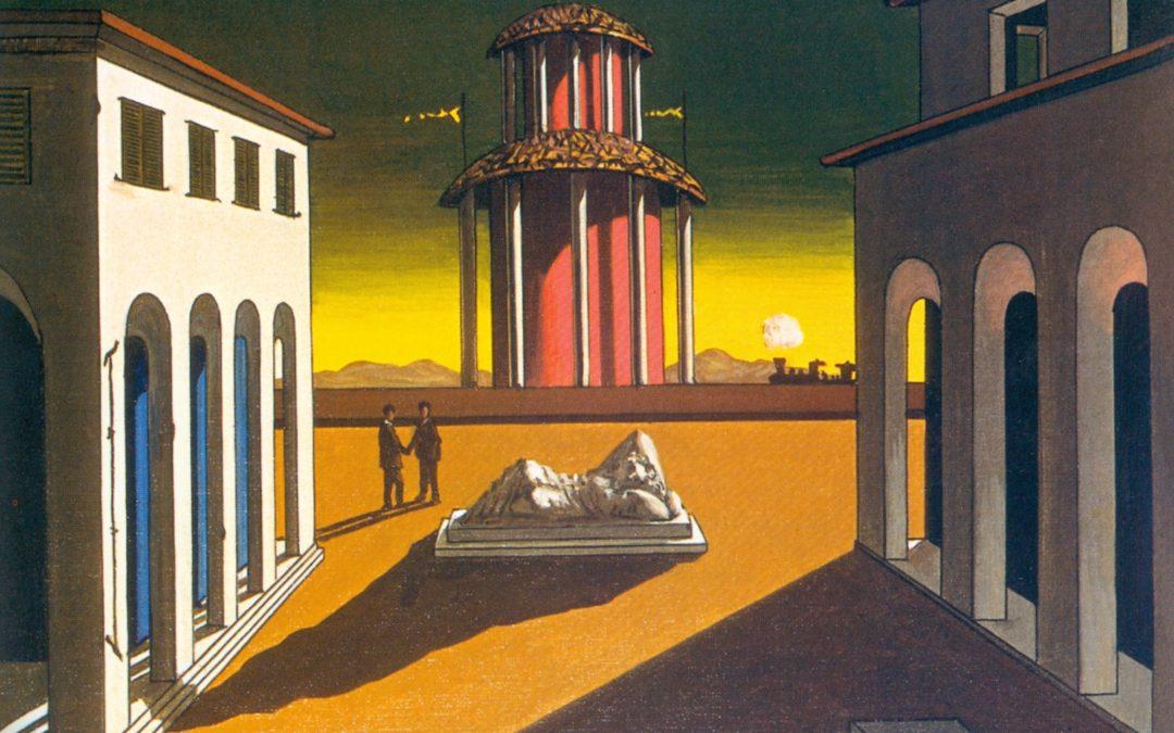 Giorgio De Chirico, la Metafisica e la pittura del Seicento