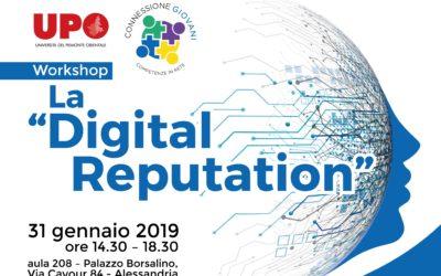 Conferenza sulla Digital Reputation