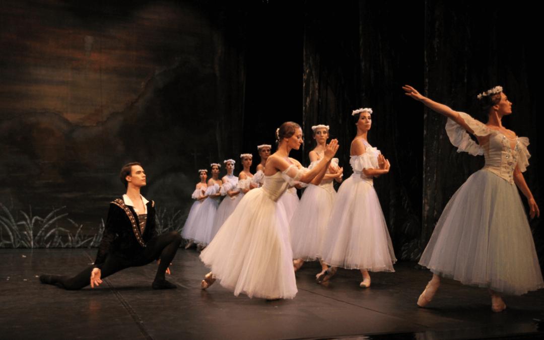 Giselle: l'apoteosi del balletto romantico arriva a Novara