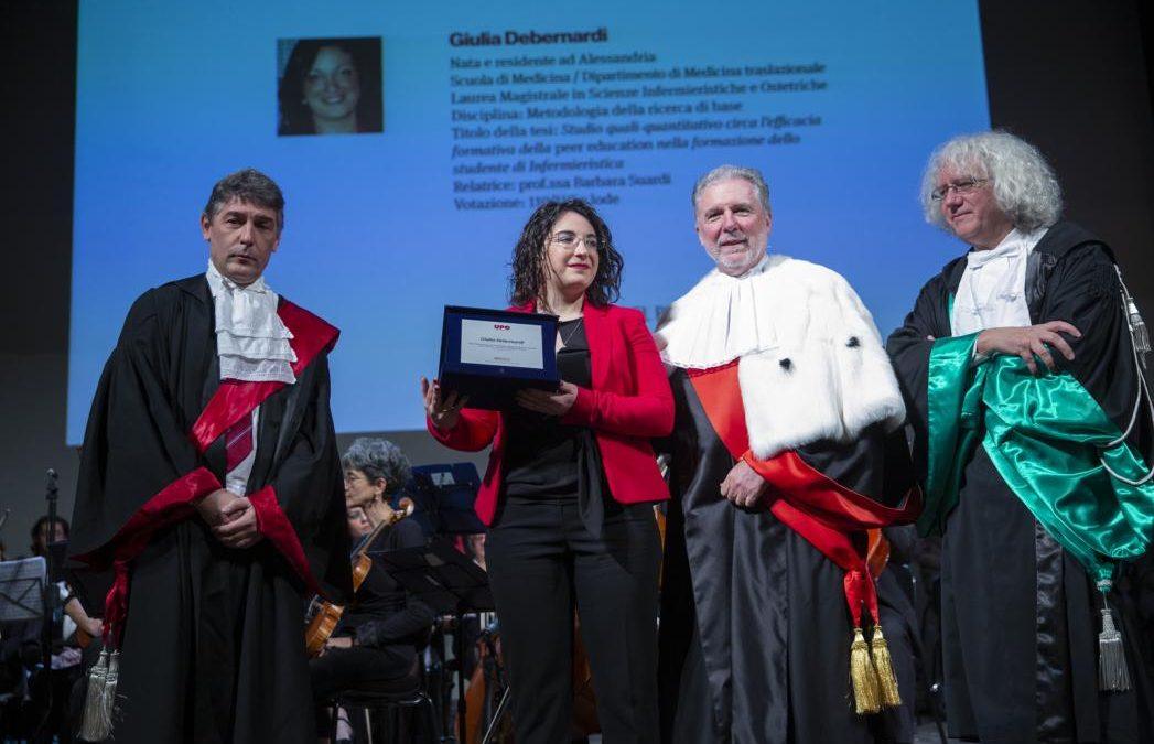 L'UPO inaugura il nuovo anno accademico 2018/2019