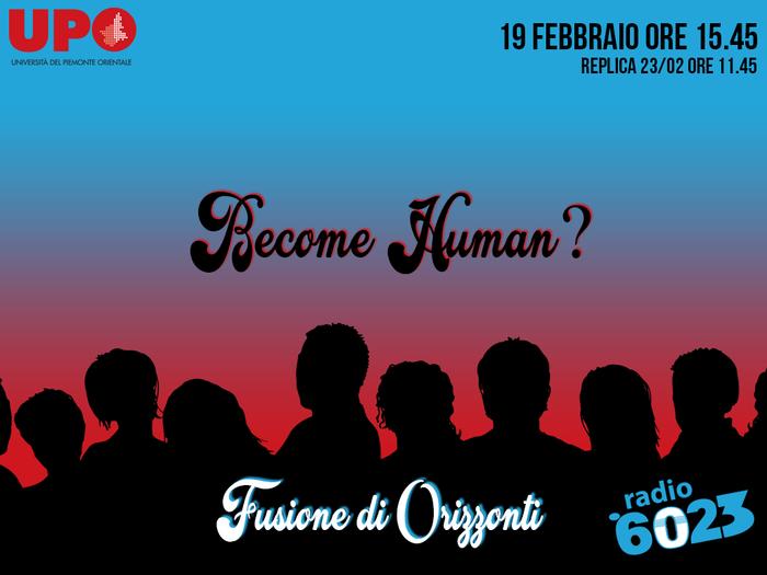 6023: Become Human?
