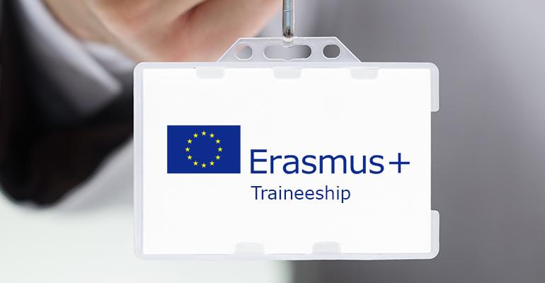 Bando Erasmus+ per Traineeship 2019/2020