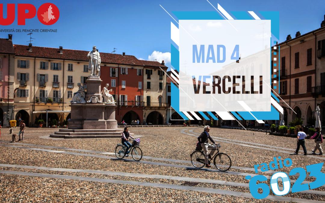 Mad4Vercelli: un ultimo appuntamento online