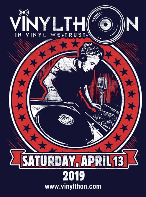 Vinylthon, al via la quarta edizione