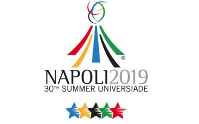 XXX Universiade estiva: dal 3 al 14 luglio a Napoli!