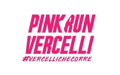 8 marzo: Pink Run a Vercelli
