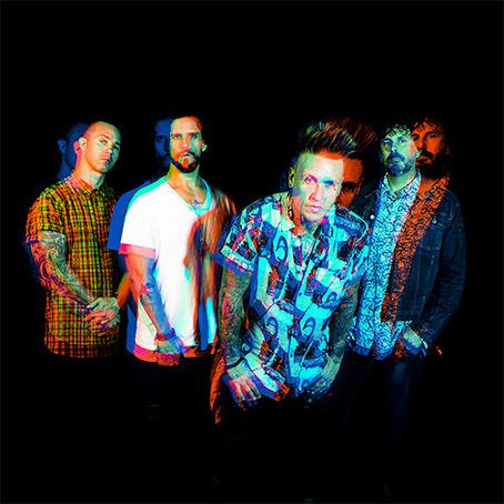 Intervista Papa Roach – pre concerto Bologna – 18/06/2019