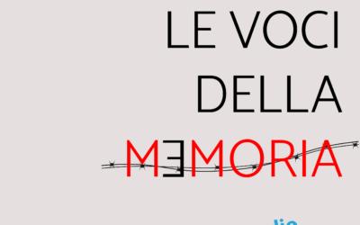Le Voci della Memoria per il 25 Aprile