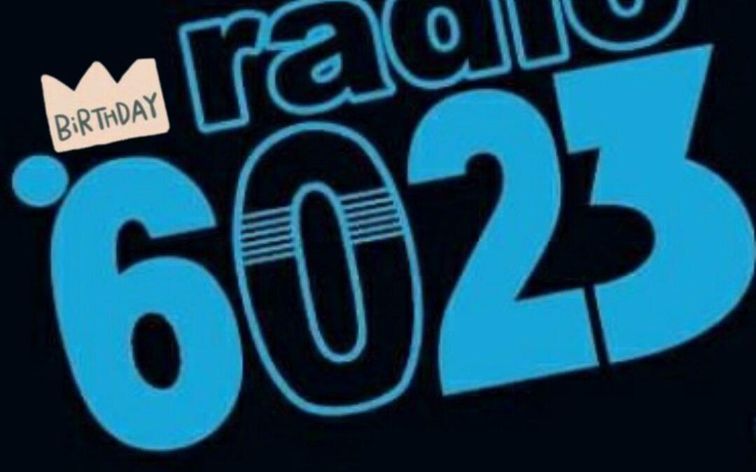 Ascolta i podcast del compleanno di Radio 6023