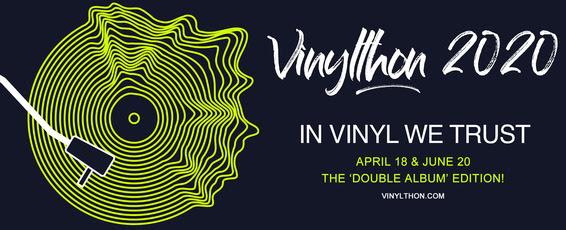 Ritorna Vinylthon, l'evento dedicato alla musica su vinile