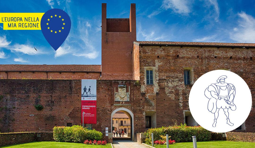 L'Europa Nella Mia Regione – La ristrutturazione del Castello di Novara
