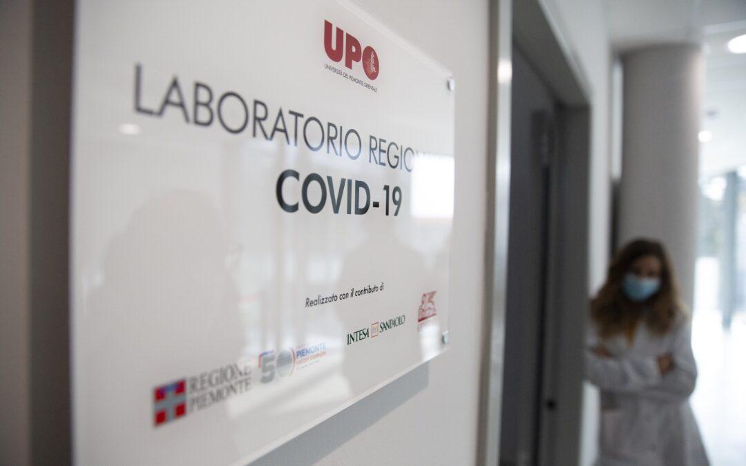 A Novara il secondo Laboratorio Regionale COVID-19