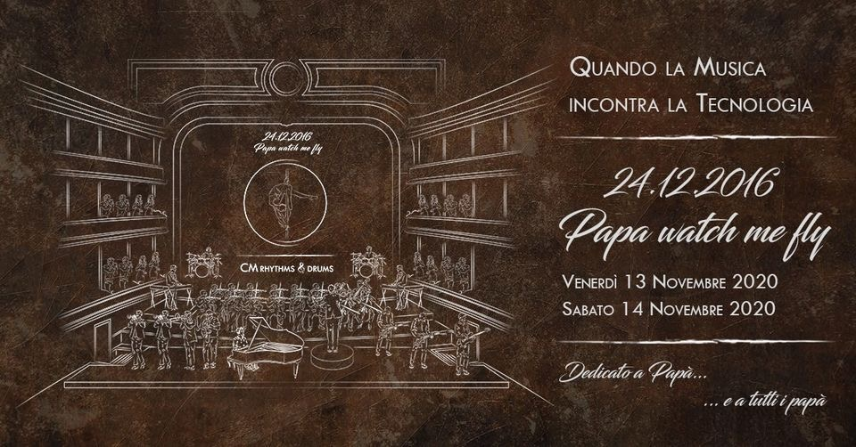 Papa, watch me fly… on YouTube: il Teatro Coccia punta all'innovazione