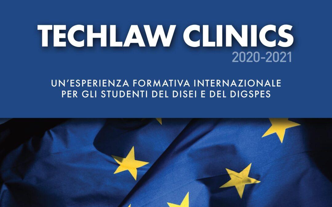 Tech Law Clinics,  un seminario per le nuove leve della giurisprudenza