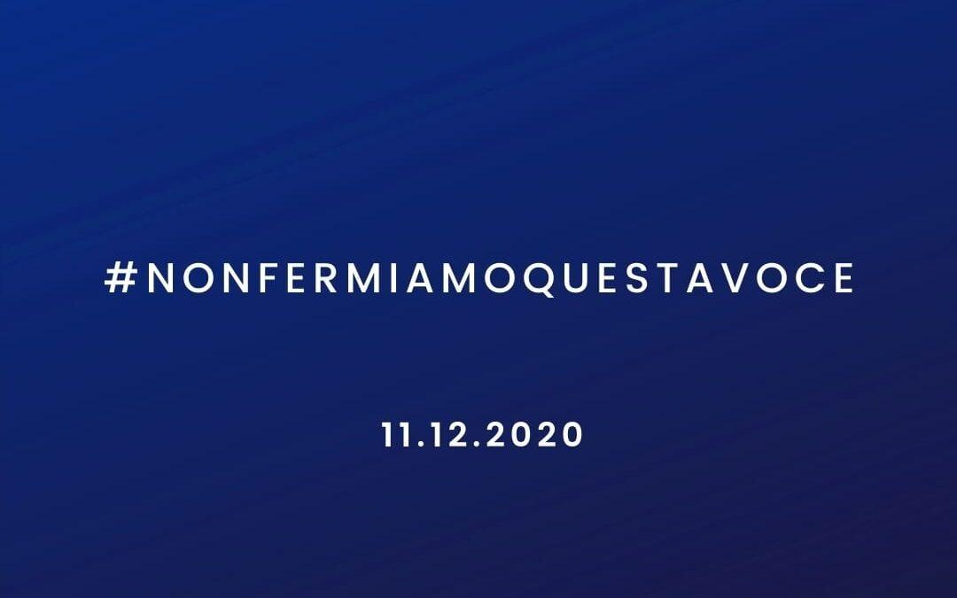 NON FERMIAMO QUESTA VOCE: la maratona radiofonica di 24 ore in ricordo di Antonio Megalizzi