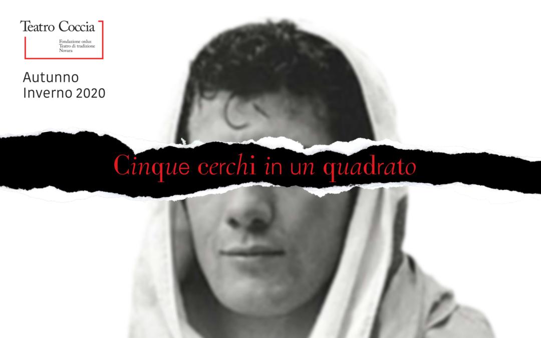 Teatro Coccia: l'emozione del pugile Cosimo Pinto in uno spettacolo-documentario