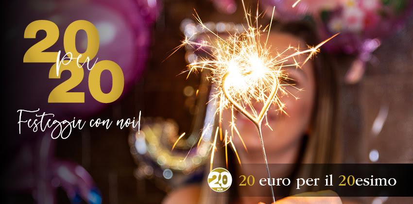 20per20: vent'anni della Fondazione Comunità Novarese Onlus