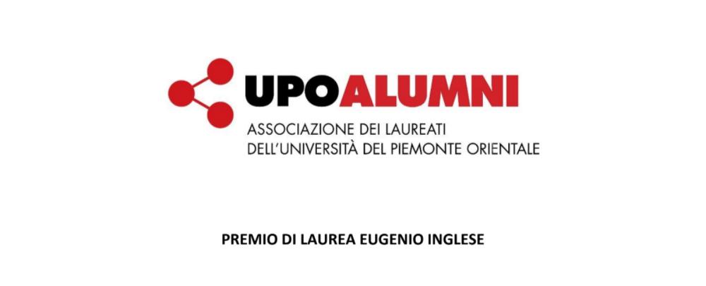 Premio di Laurea Eugenio Inglese