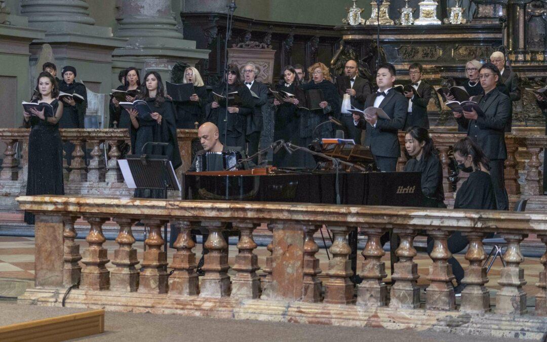 Petite Messe Solennelle, il nuovo appuntamento del Teatro Coccia
