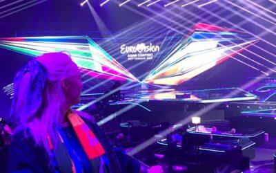6023 UMG Eurovision 2021 – Diario 2° per ESC2021